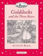 Goldilocks and The Three Bears(Activity Book)