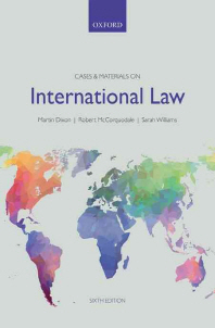 [해외]Cases & Materials on International Law