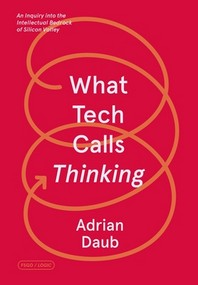 [해외]What Tech Calls Thinking