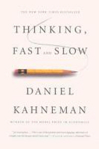 [해외]Thinking, Fast and Slow (Prebound)