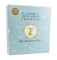 [해외]Guess How Much I Love You 25th Anniversary Slipcase Edition (Hardcover)
