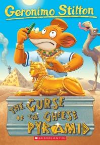 Geronimo Stilton #2: Curse of the Cheese Pyramid /새책수준  ☞ 서고위치:RW 2