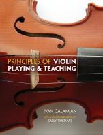 Principles of Violin Playing and Teaching