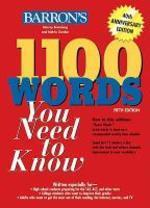 1100 WORDS YOU NEED TO KNOW (FIFTH EDITION)