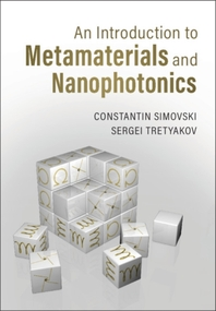 An Introduction to Metamaterials and Nanophotonics