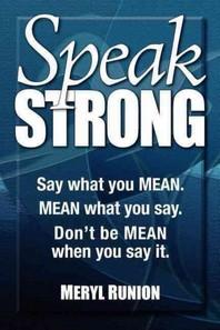 Speak Strong