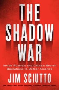 [해외]The Shadow War (Hardcover)
