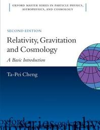[해외]Relativity, Gravitation and Cosmology