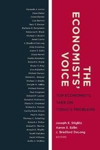 [해외]The Economists' Voice (Hardcover)