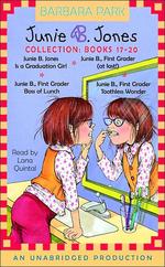 [보유]Junie B. Jones Collection : Books 17-20 (Audio-Cassette)[Unabridged] (AUDIO)