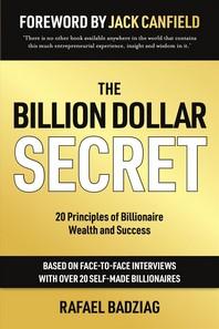 [해외]The Billion Dollar Secret (Paperback)