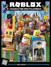 [해외]Roblox Character Encyclopedia (Hardcover)