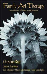 [해외]Family Art Therapy (Hardcover)