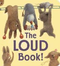 [해외]The Loud Book! Padded Board Book
