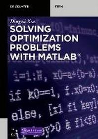 [해외]Solving Optimization Problems with MATLAB
