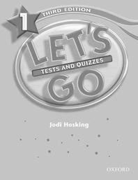 [보유]Let's Go. 1: Tests and Quizzes
