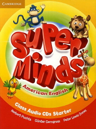 Super Minds American English Starter(CD)