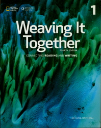 Weaving It Together. 1 SB