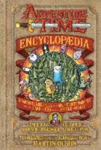 [해외]The Adventure Time Encyclopaedia
