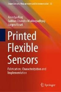 [해외]Printed Flexible Sensors