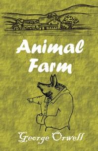 [해외]Animal Farm (Paperback)