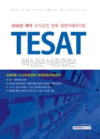 TESAT(국가공인 경제,경영 이해력시험) 핵심분석종합본(2018)