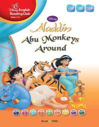 Disney - Aladdin abu monkeys around