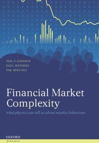 [해외]Financial Market Complexity