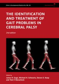 The Identification and Treatment of Gait Problems in Cerebral Palsy [With 2 Dvdroms]
