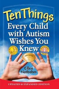 [해외]Ten Things Every Child with Autism Wishes You Knew (Paperback)