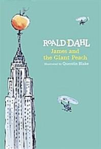 [해외]James and the Giant Peach (Hardcover)