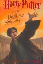 [해외]Harry Potter and the Deathly Hallows (Hardcover)