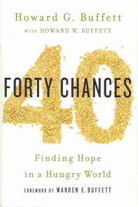 [해외]Forty Chances (Paperback)