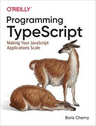 [해외]Programming Typescript (Paperback)