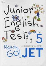 Ready Go JET Junior English Test. Level 5(CD1장포함)