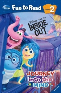 Inside Out: Journey into the Mind Level. 2(Disney Fun To Read 2-29)