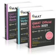 [해외]GMAT Official Guide 2021 Bundle