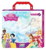 디즈니 미니 가방 퍼즐 멀티 프린세스