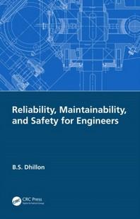 [해외]Reliability, Maintainability, and Safety for Engineers (Hardcover)