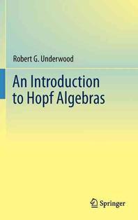 [해외]An Introduction to Hopf Algebras