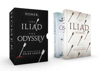 [해외]The Iliad and the Odyssey Boxed Set