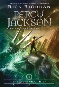 The Lightning Thief ( Percy Jackson & the Olympians #01 )(Paperback)