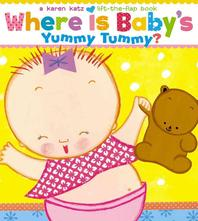 Where Is Baby's Yummy Tummy?