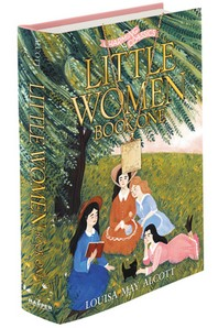 [해외]Little Women Book & Charm (Hardcover)