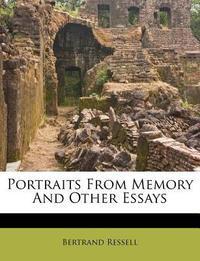 [해외]Portraits from Memory and Other Essays (Paperback)