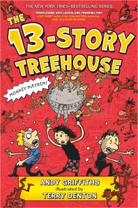 The 13-Story Treehouse(Paperback)