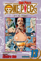 [해외]One Piece, Vol. 13 (Paperback)