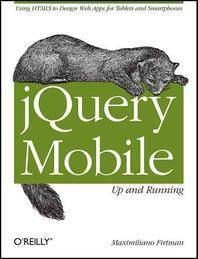 [해외]Jquery Mobile (Paperback)