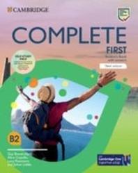 [해외]Complete First. Third edition. Self-Study Pack (Student's Book with answers and Workbook with answers with Audio CDs)