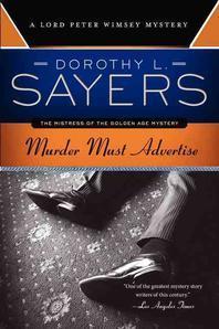 [해외]Murder Must Advertise (Paperback)